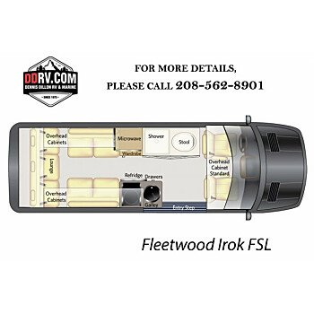 2019 Fleetwood Irok for sale 300166007