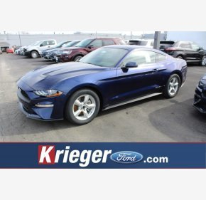 2019 Ford Mustang Coupe for sale 101078722