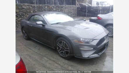 2019 Ford Mustang for sale 101112794