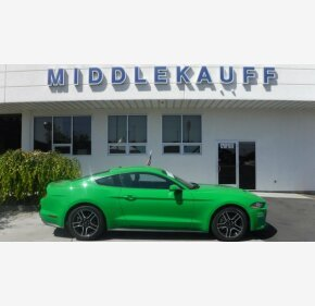 2019 Ford Mustang Coupe for sale 101157725
