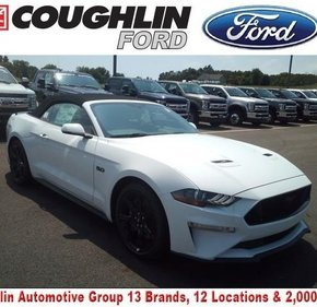 2019 Ford Mustang GT Convertible for sale 101171712