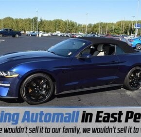 2019 Ford Mustang GT Convertible for sale 101205637