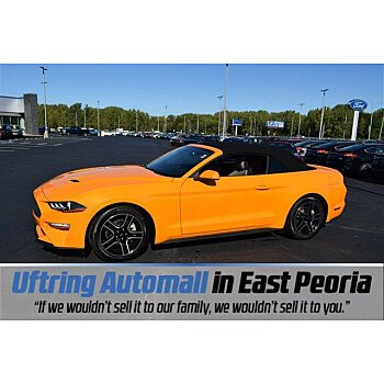 2019 Ford Mustang Convertible for sale 101205638