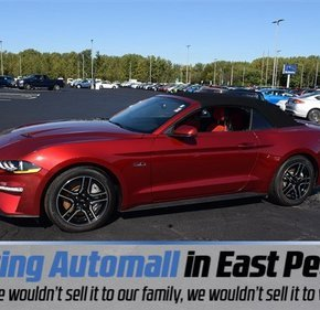 2019 Ford Mustang GT Convertible for sale 101205640