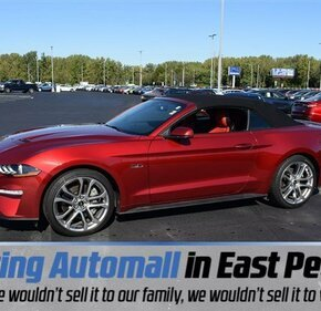 2019 Ford Mustang GT Convertible for sale 101205641