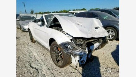 2019 Ford Mustang for sale 101207833