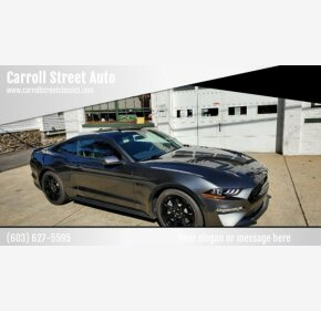2019 Ford Mustang GT Coupe for sale 101213986