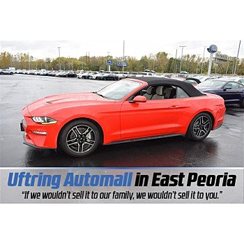 2019 Ford Mustang Convertible for sale 101221227