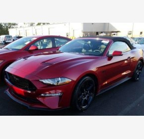 2019 Ford Mustang GT Convertible for sale 101238315