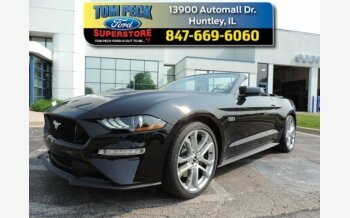 2019 Ford Mustang GT Convertible for sale 101243880