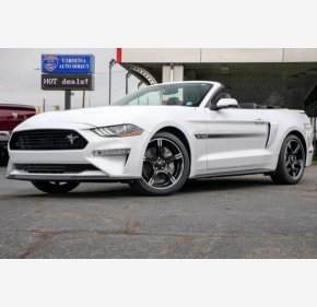 2019 Ford Mustang GT Convertible for sale 101271300