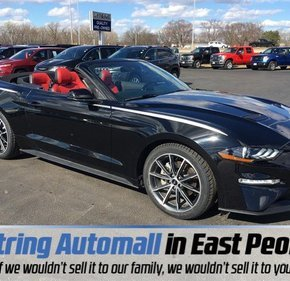 2019 Ford Mustang Convertible for sale 101292841