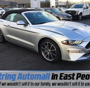 2019 Ford Mustang Convertible for sale 101292843