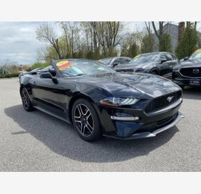 2019 Ford Mustang Convertible for sale 101303448
