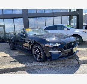 2019 Ford Mustang GT Convertible for sale 101303450
