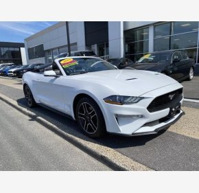 2019 Ford Mustang Convertible for sale 101323628