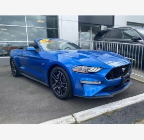 2019 Ford Mustang GT Convertible for sale 101323649