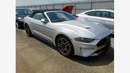 2019 Ford Mustang Convertible for sale 101330517