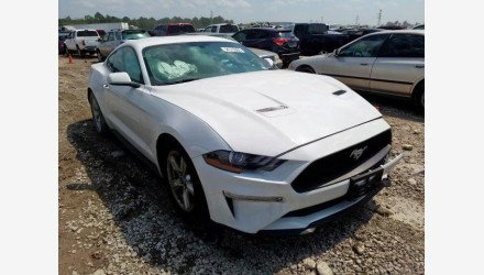 2019 Ford Mustang Coupe for sale 101330524