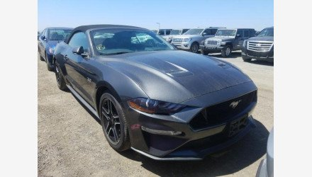 2019 Ford Mustang GT Convertible for sale 101331293
