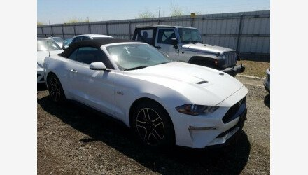 2019 Ford Mustang GT Convertible for sale 101331410