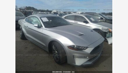2019 Ford Mustang Coupe for sale 101332555