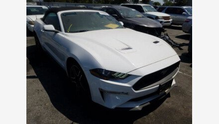 2019 Ford Mustang Convertible for sale 101348897