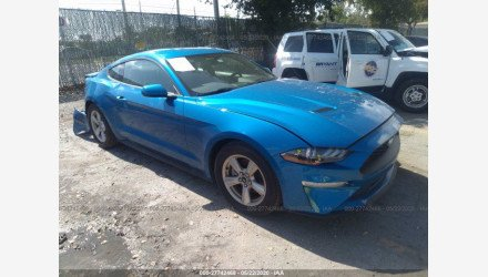 2019 Ford Mustang Coupe for sale 101349647