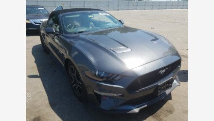 2019 Ford Mustang GT Convertible for sale 101361278