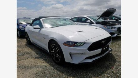 2019 Ford Mustang GT Convertible for sale 101379048