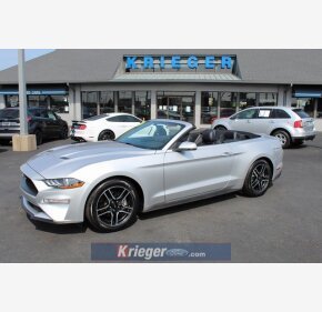 2019 Ford Mustang for sale 101380208