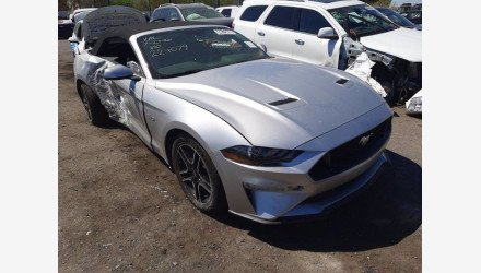 2019 Ford Mustang GT Convertible for sale 101384155