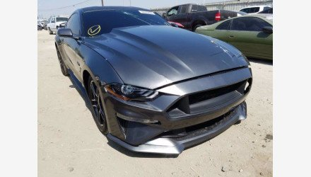 2019 Ford Mustang GT Coupe for sale 101384156