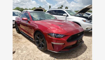2019 Ford Mustang Coupe for sale 101396320