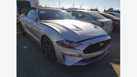 2019 Ford Mustang GT Convertible for sale 101406379