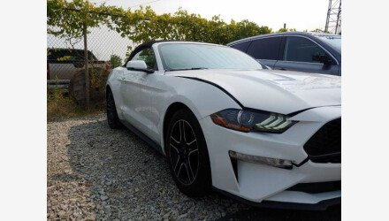 2019 Ford Mustang Convertible for sale 101408123