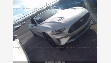 2019 Ford Mustang Convertible for sale 101408523