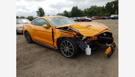 2019 Ford Mustang Coupe for sale 101434207
