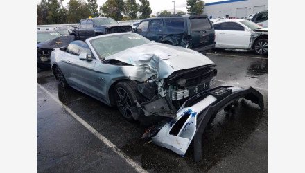 2019 Ford Mustang GT Convertible for sale 101441996