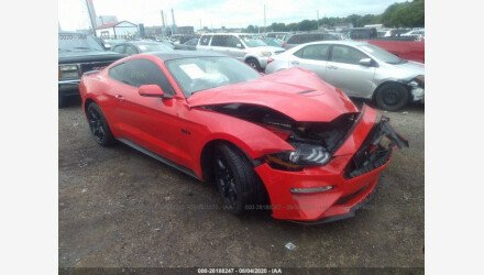 2019 Ford Mustang GT Coupe for sale 101457713