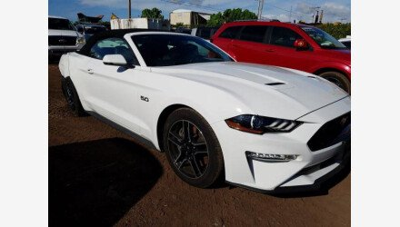 2019 Ford Mustang GT Convertible for sale 101459465