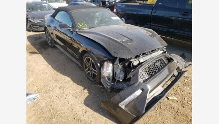 2019 Ford Mustang Convertible for sale 101460898