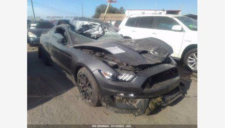 2019 Ford Mustang Shelby GT350 Coupe for sale 101465065