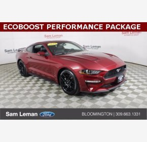 2019 Ford Mustang for sale 101472016