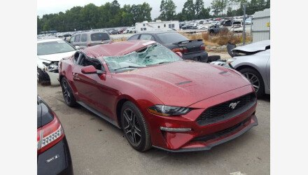 2019 Ford Mustang Coupe for sale 101487501