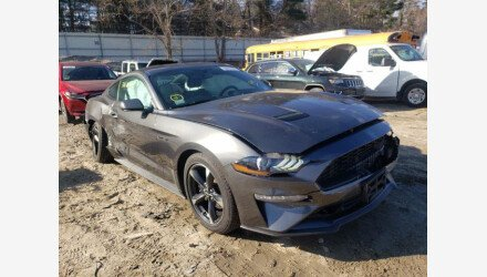 2019 Ford Mustang Coupe for sale 101488282