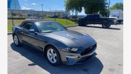 2019 Ford Mustang Convertible for sale 101488306