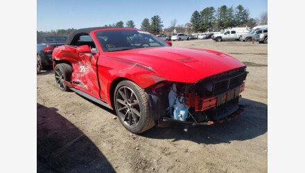 2019 Ford Mustang Convertible for sale 101493287