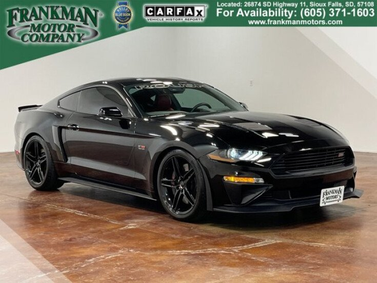 2019 Ford Mustang GT Premium for sale 101527725