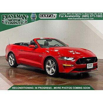 2019 Ford Mustang GT Premium for sale 101624570